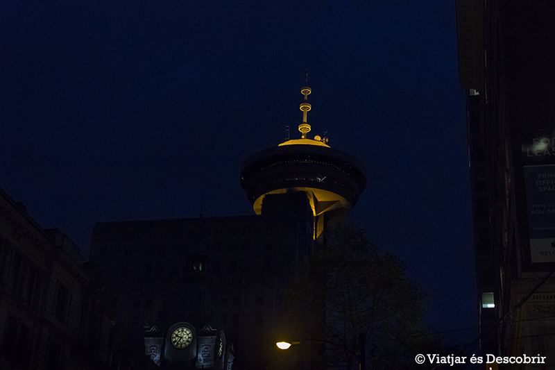 Vancouver Lookout Tower.