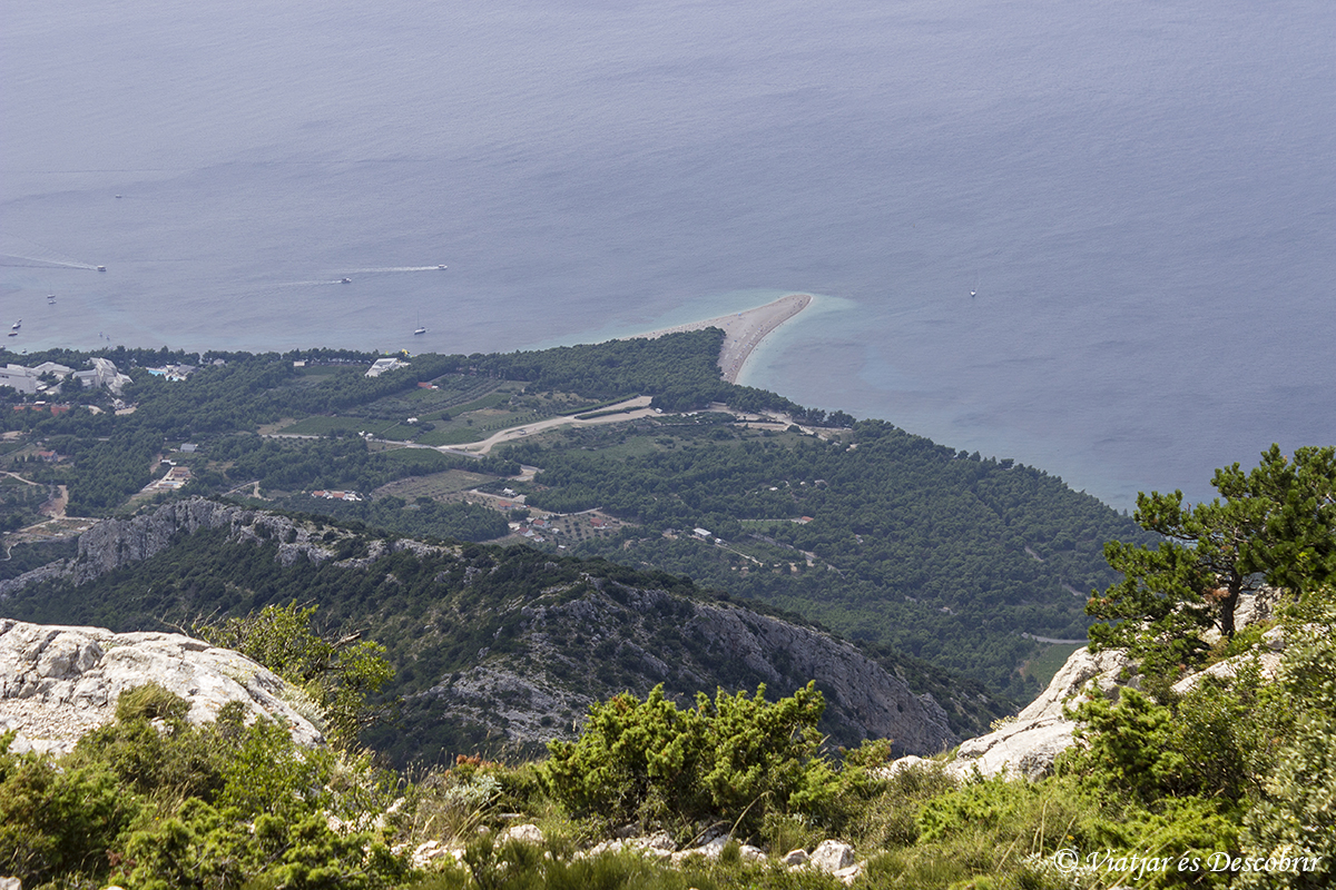 Vidova Gora. Croacia