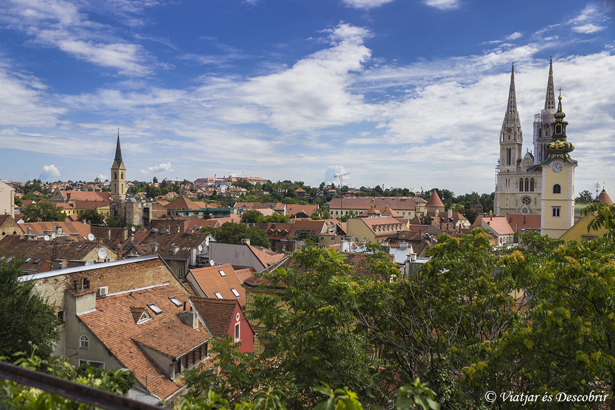 Zagreb y su entorno rural