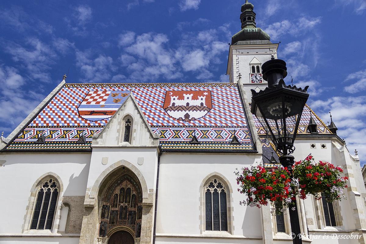 Zagreb iglesia