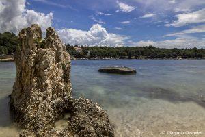 La península de Istria y la Isla de Krk