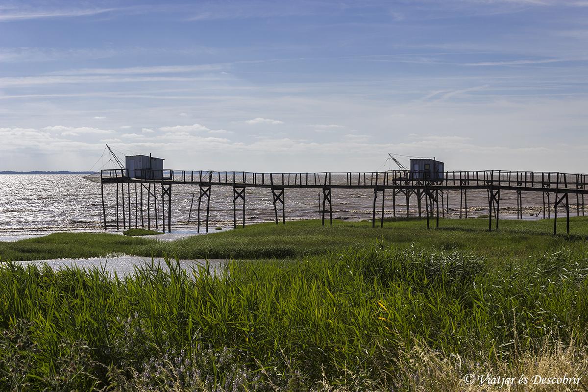 la costa del gironde estuary