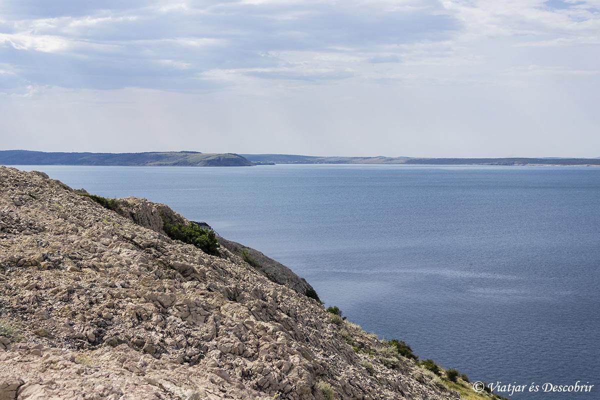 Isla de Pag. Croàcia