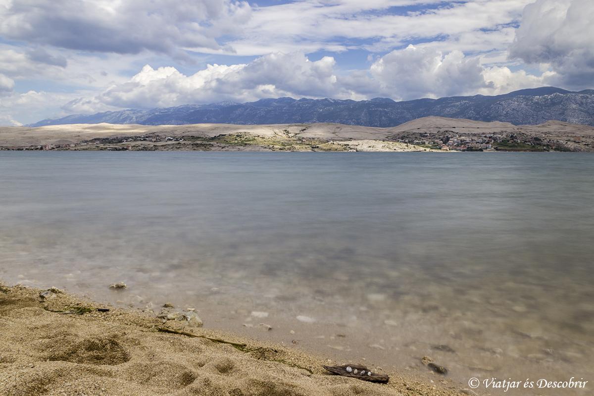playa Sveti Duh.
