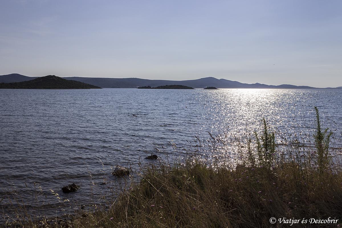 costa de la carretera del adriatico