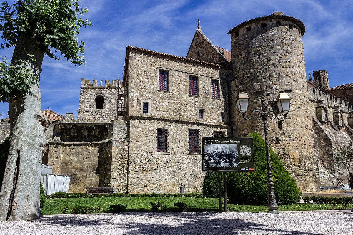 edificios historicos de Narbonne