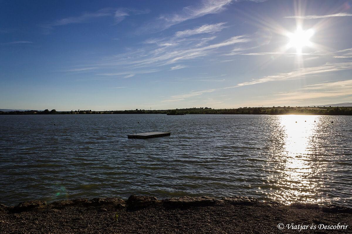 lago de Jouarres