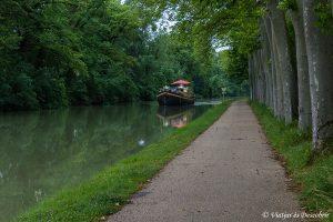 El Canal du Midi en Bicicleta