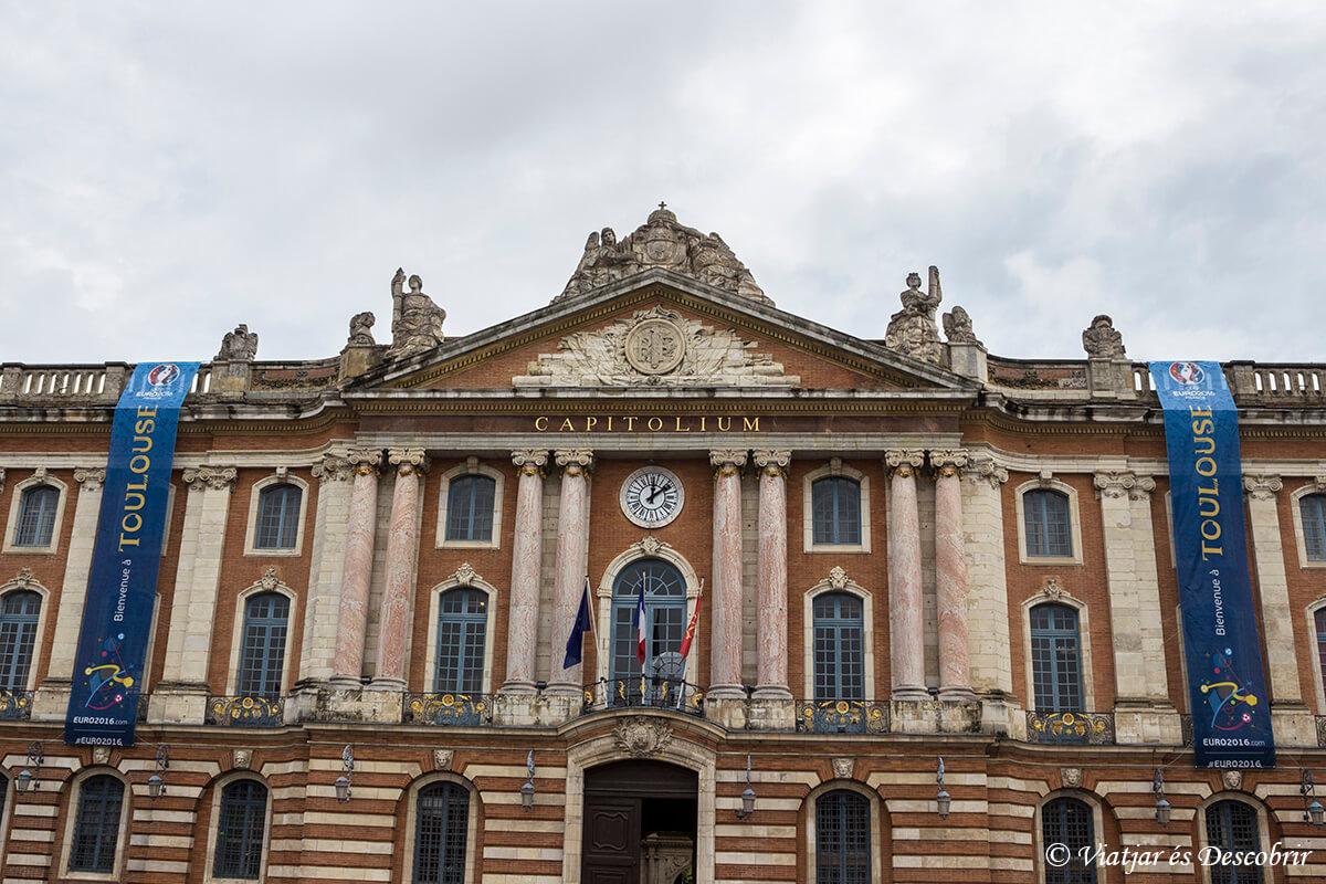 el ayuntamiento de toulouse