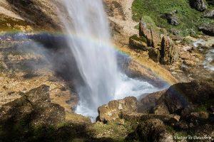 Las mejores cascadas de Eslovenia