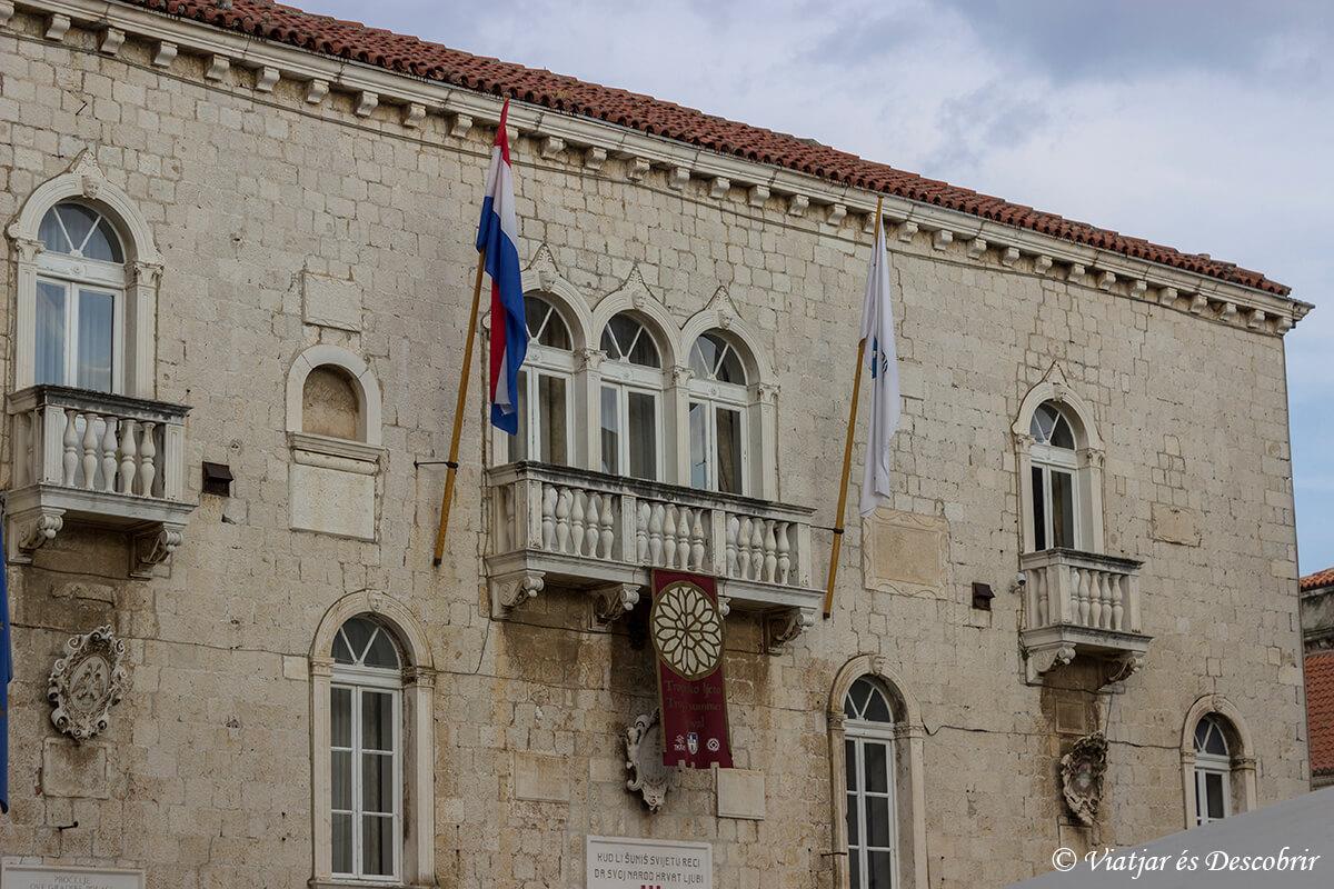 Palacio Ducal en Trogir