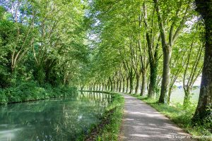 El Canal de Garona en bicicleta