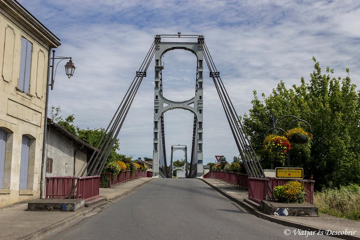 la reole puente