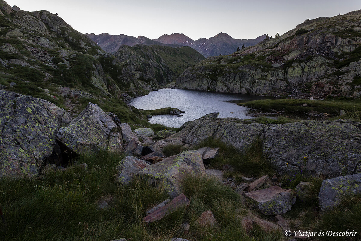 Muntanyes de llibertat. Segunda etapa: Del Refugio de Certascan a Aulus-les-Bains
