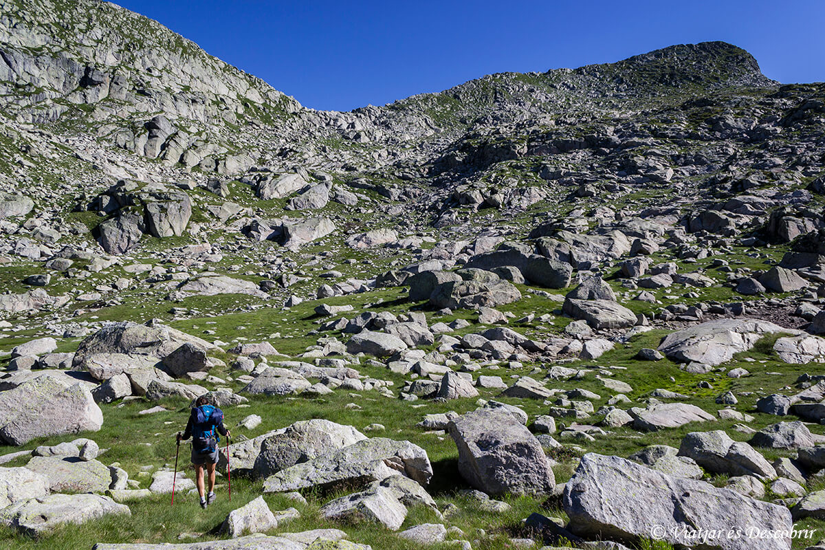 senderismo en el alt pirineu