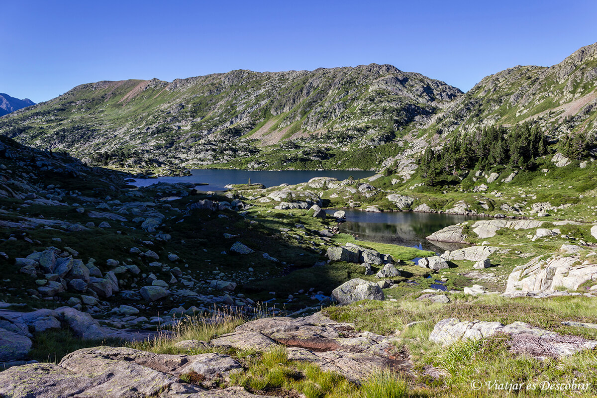 paisaje de muntanyes de llibertat