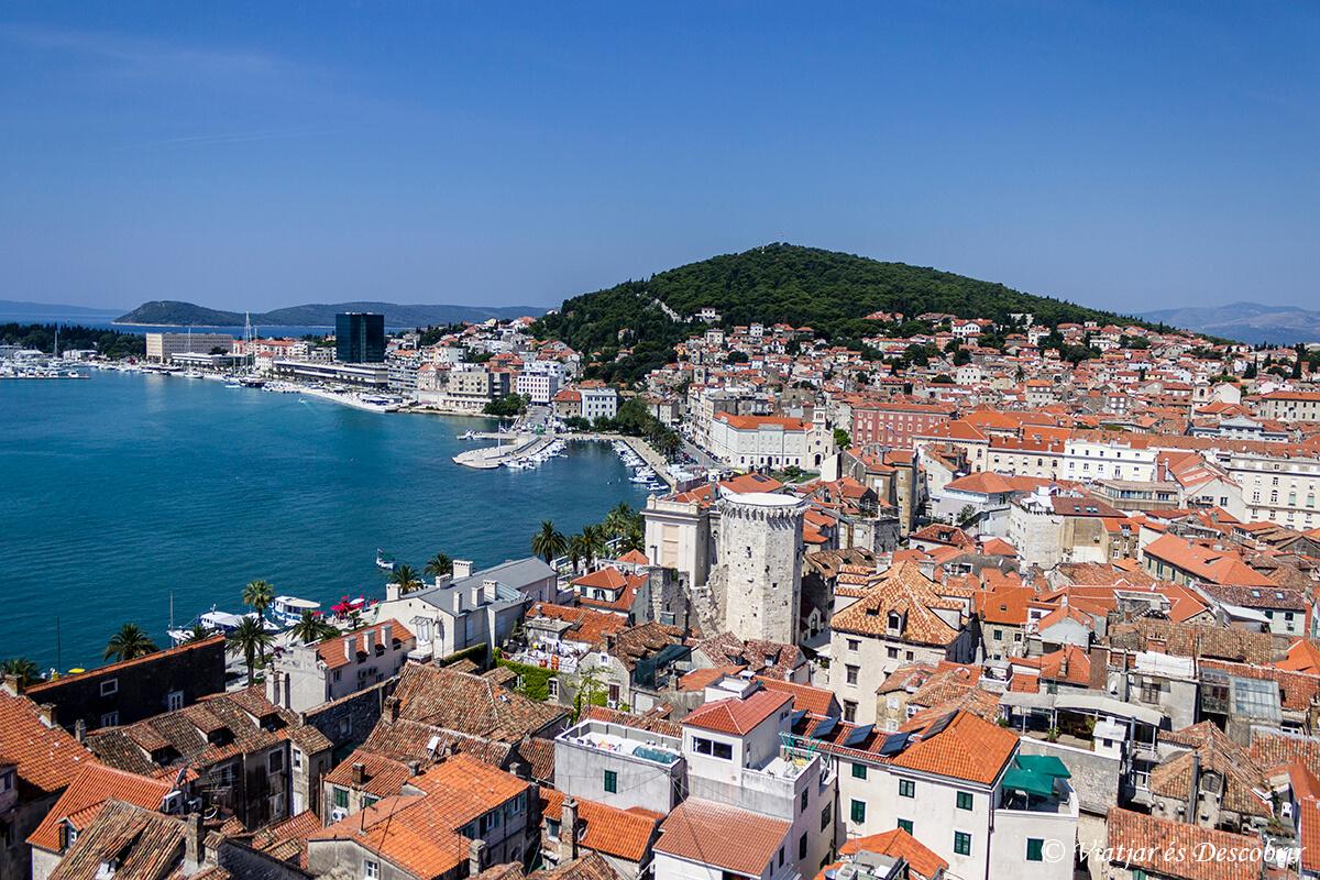 Qué ver en Split, la ciudad-palacio de Croacia