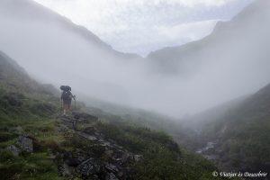 Muntanyes de Llibertat. Tercera etapa: de Aulus-les-Bains a Bidous