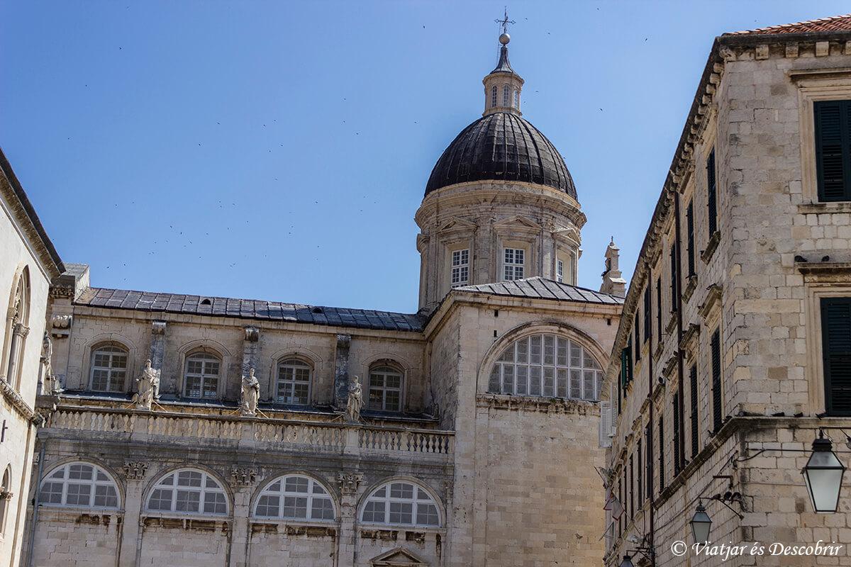 que ver en dubrovnik la catedral de la ciudad