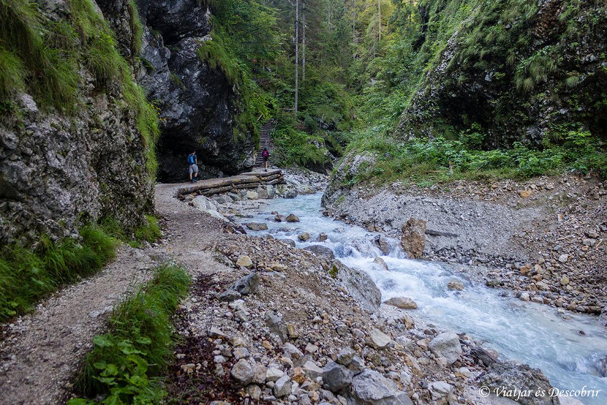 excursion hasta martuljec por eslovenia