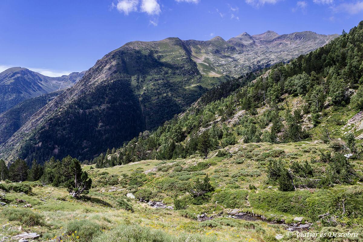 final del trekking muntanyes de llibertat en el pirineu