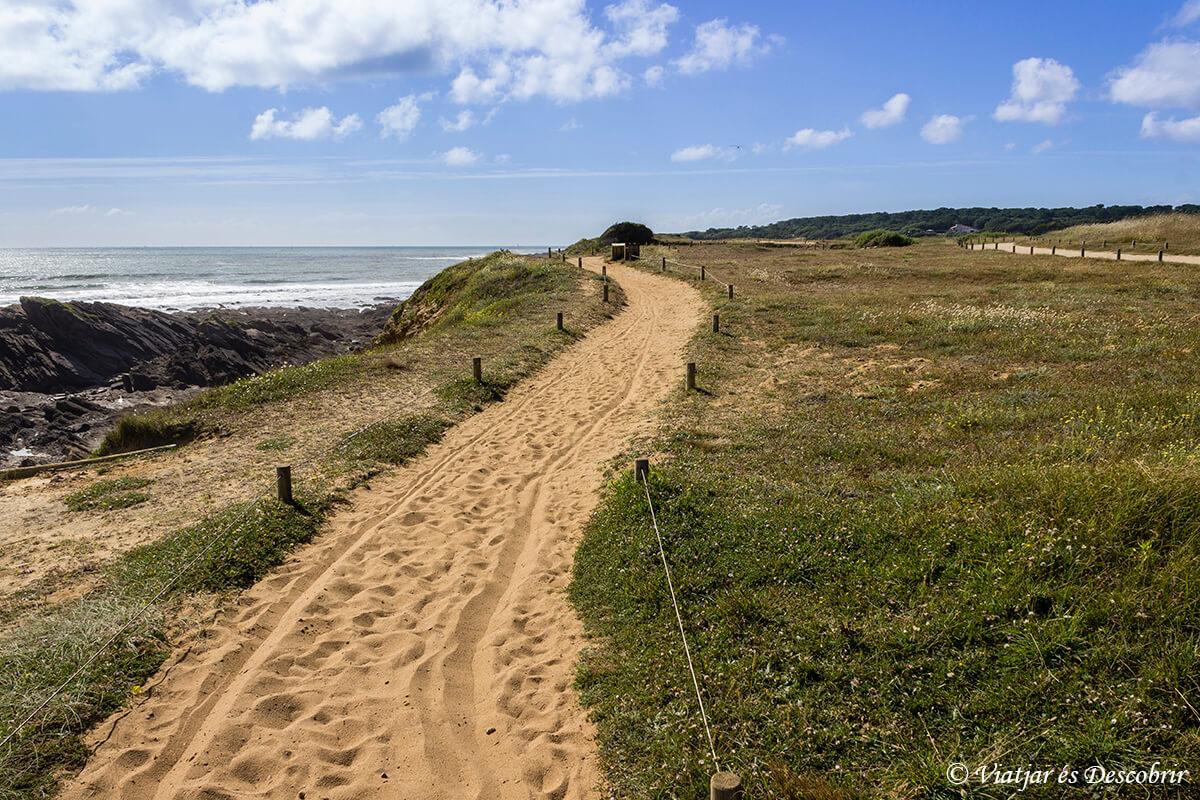 La Costa Atlántica Francesa en bicicleta: La Vélodyssée