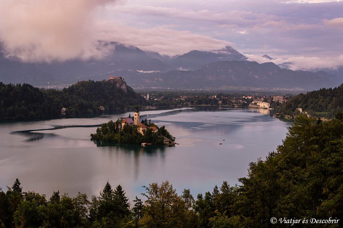 El Lago Bled y la ascensión al mejor mirador del Triglav