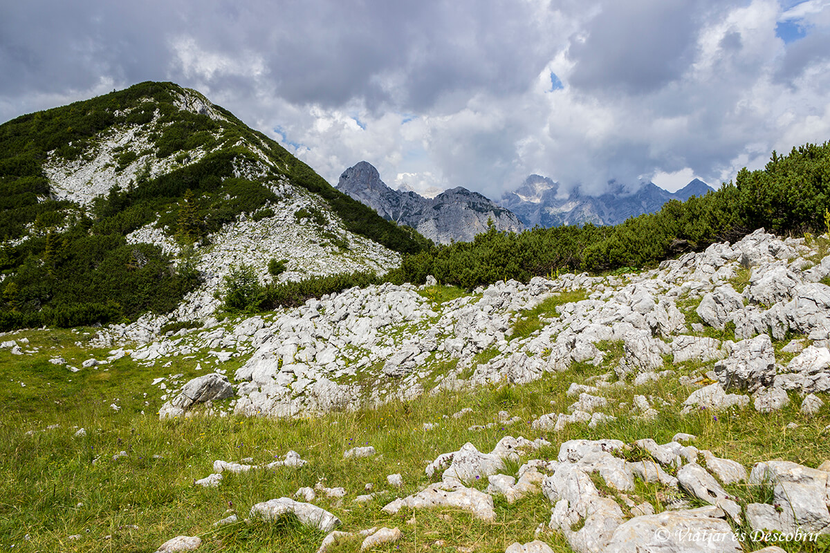 montañas del triglav