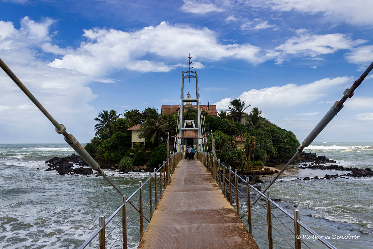 El vídeo del viaje en Sri Lanka