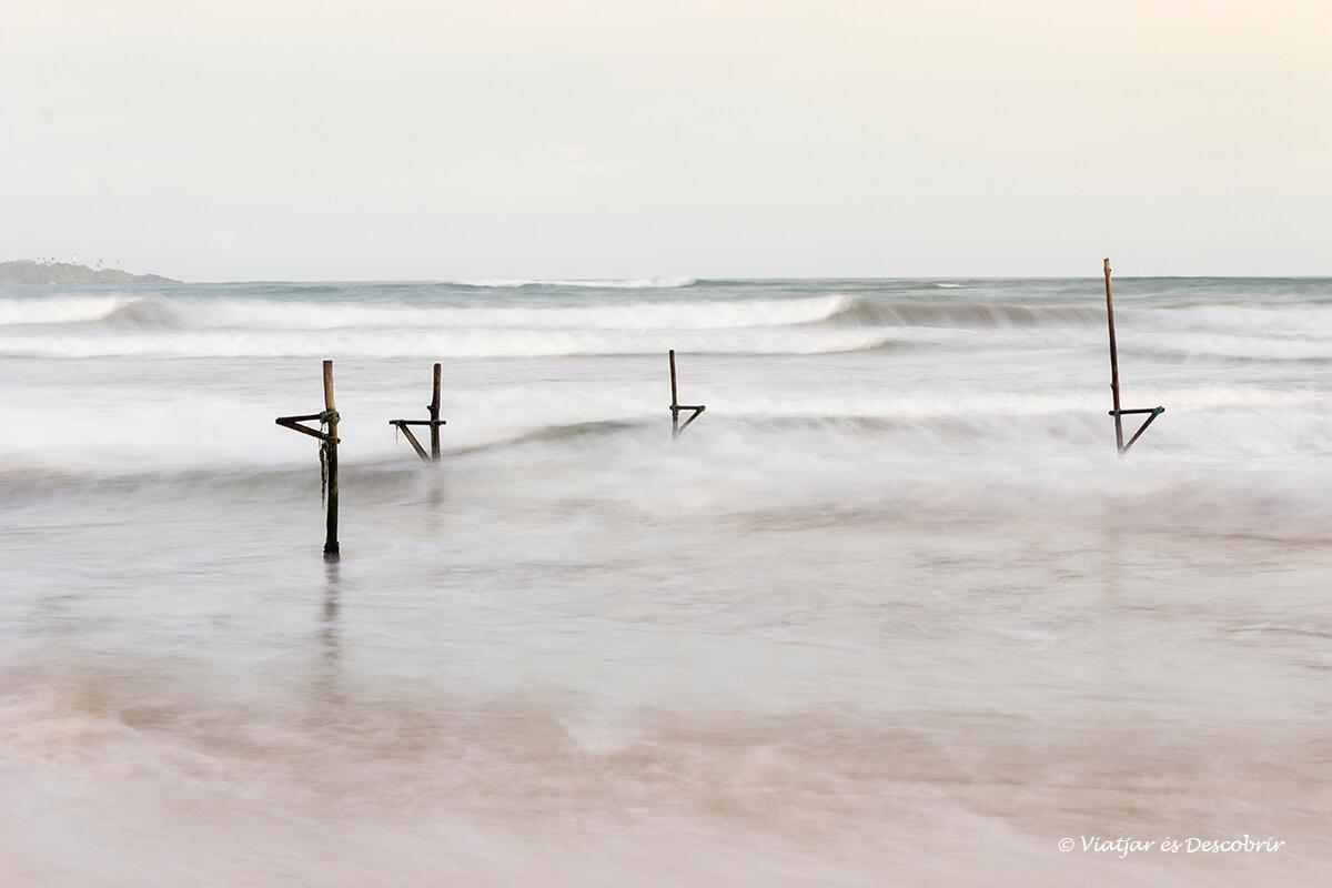 paisaje playas del sur sri lanka