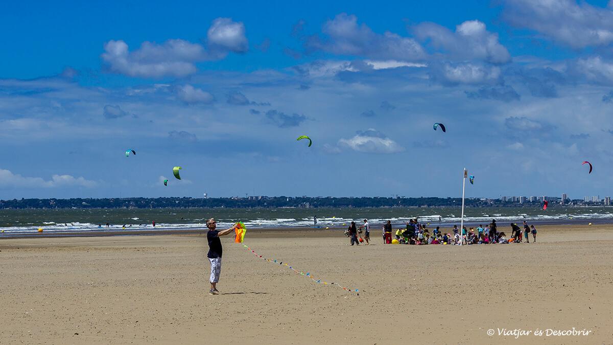 playas de la costa atlantica francesa en bicicleta