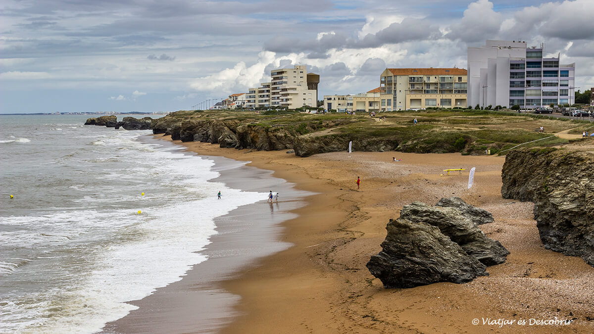 viajar en bicicleta por la costa atlantica es ideal