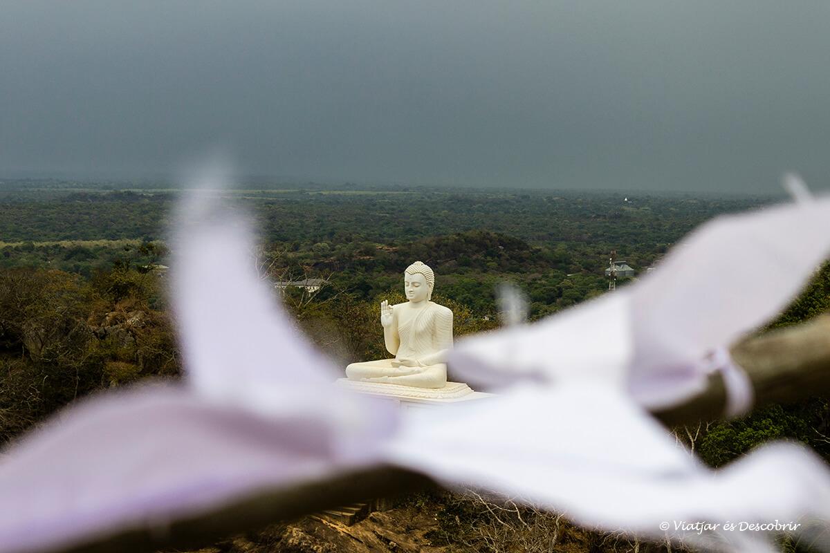 Mihintale, la cuna del budismo en Sri Lanka