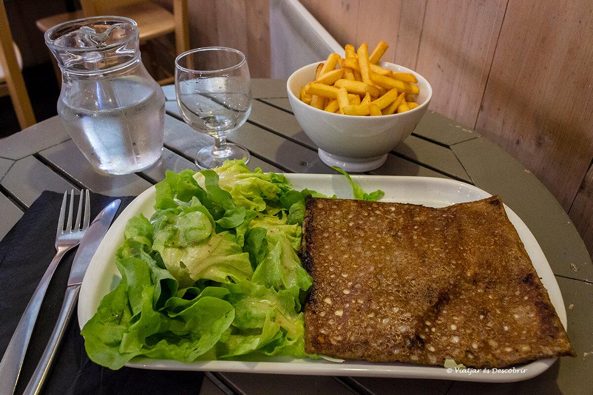 galette bretona