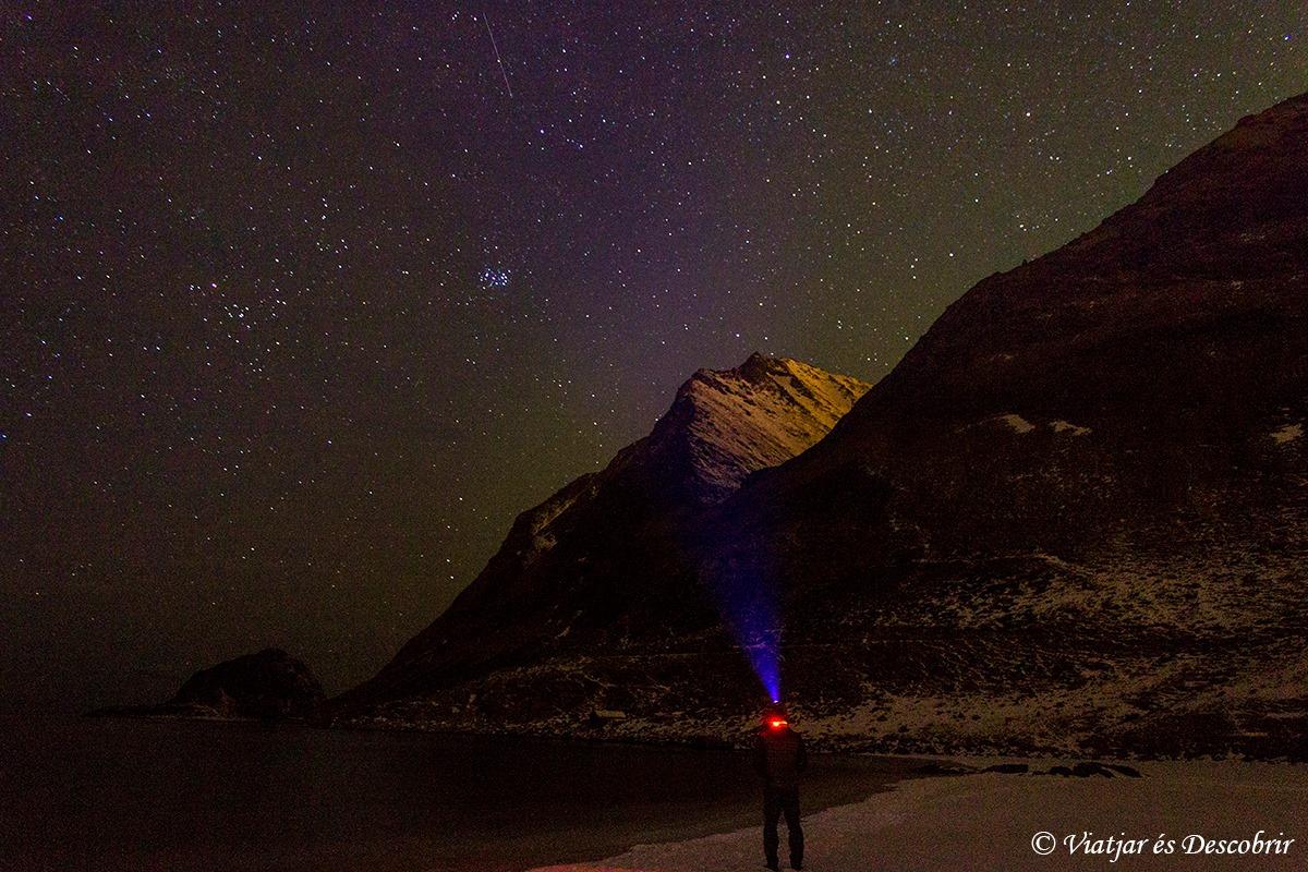 ver la aurora boreal en noruega y las islas lofoten es cuestion de suerte
