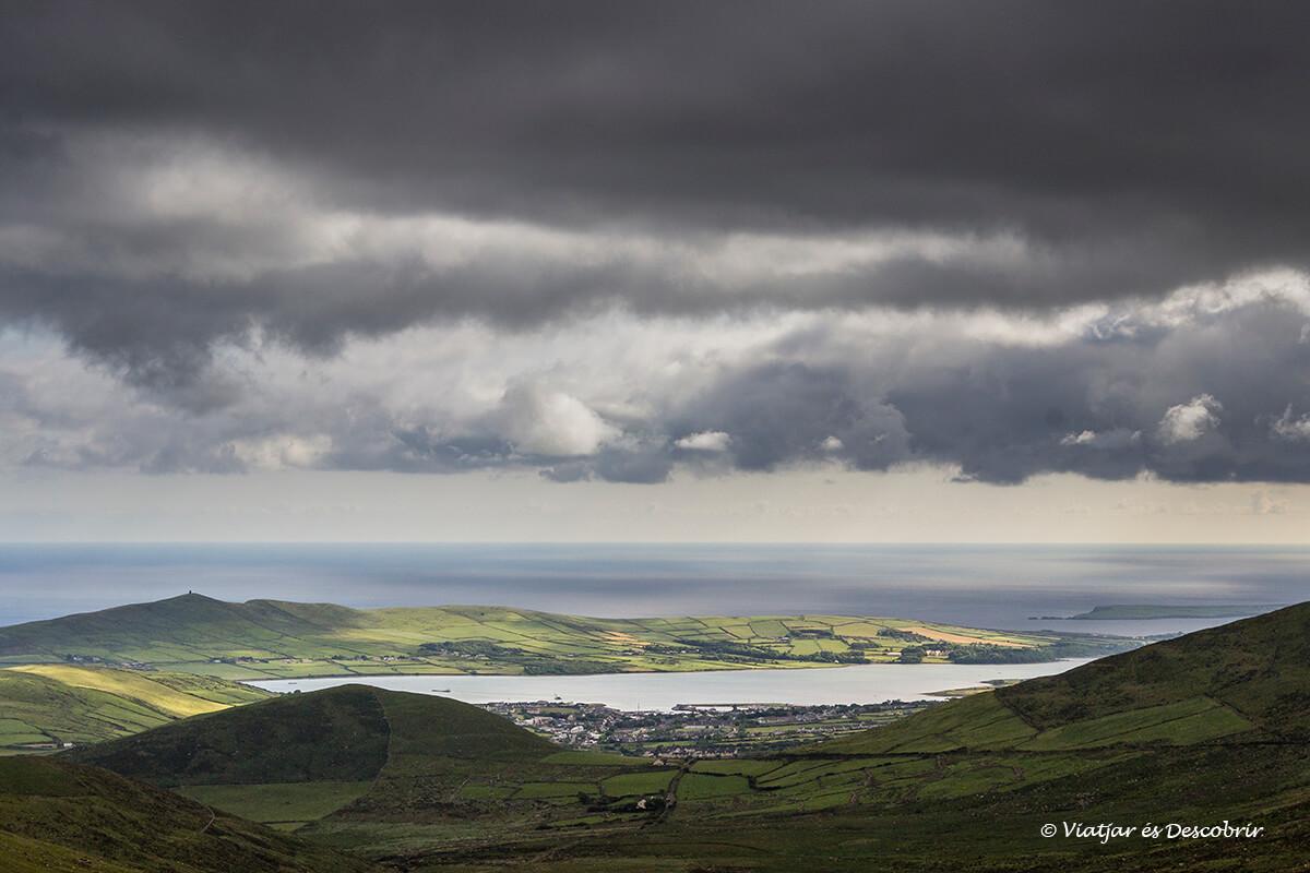 panoramica durante el viaje a irlanda