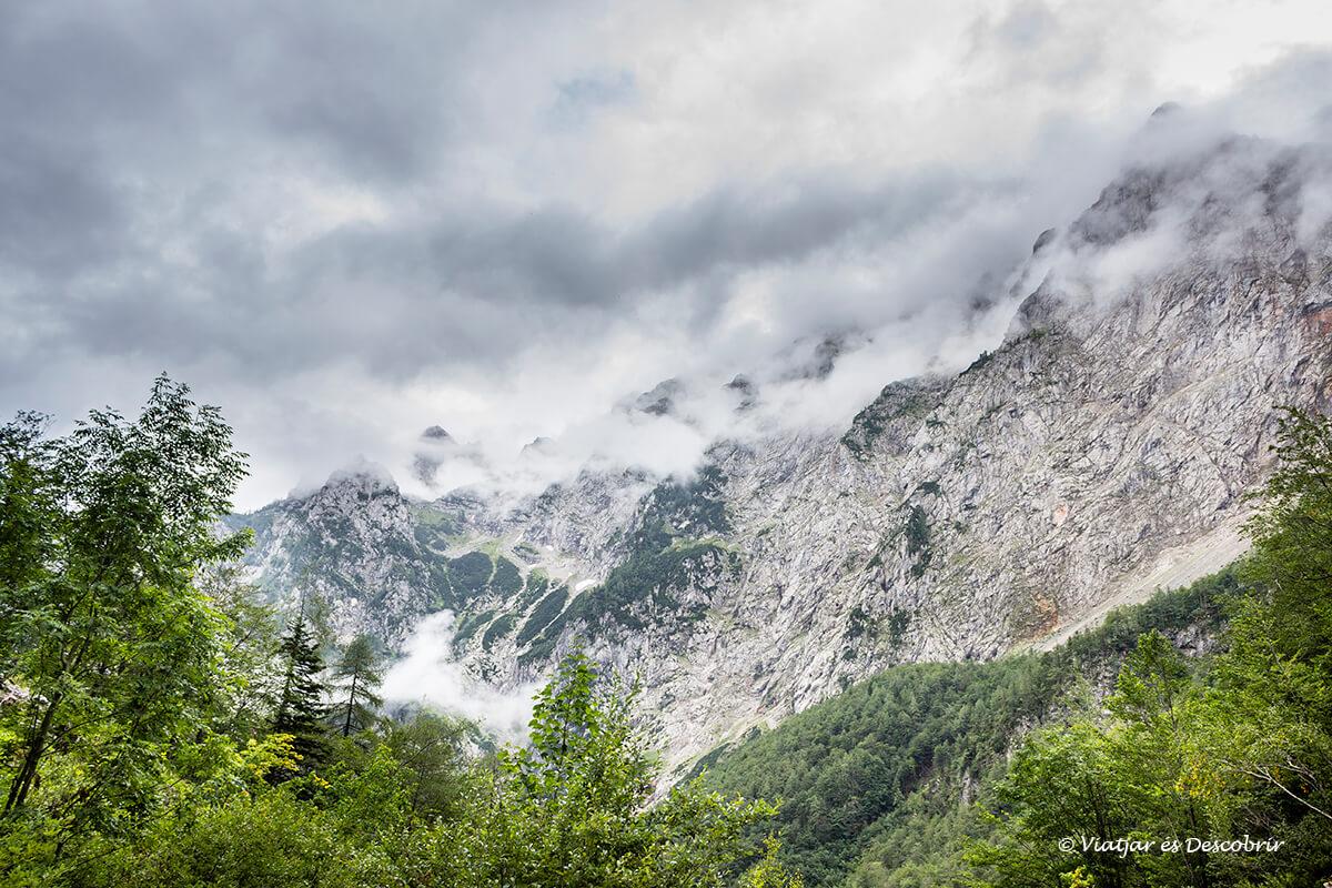 El Valle de Logarska Dolina, un tesoro de los Alpes eslovenos