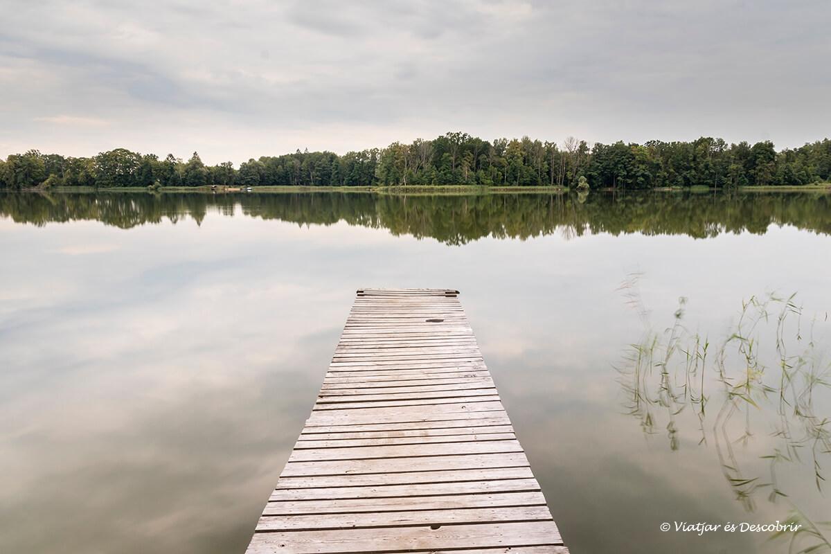 region de los lagos en polonia