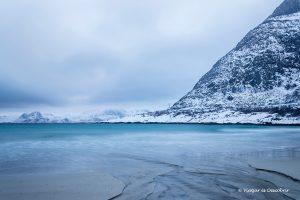 Cómo llegar a las Islas Lofoten. Primeros días del viaje por la Laponia Noruega