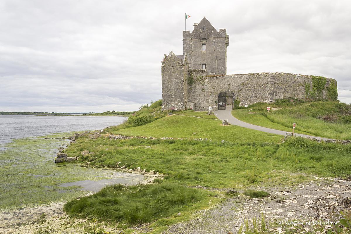 los castillos de irlanda son uno de los símbolos del país