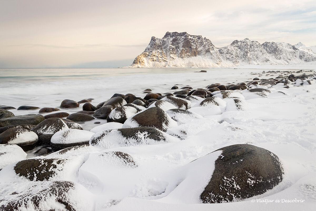 Las mejores playas de las Islas Lofoten