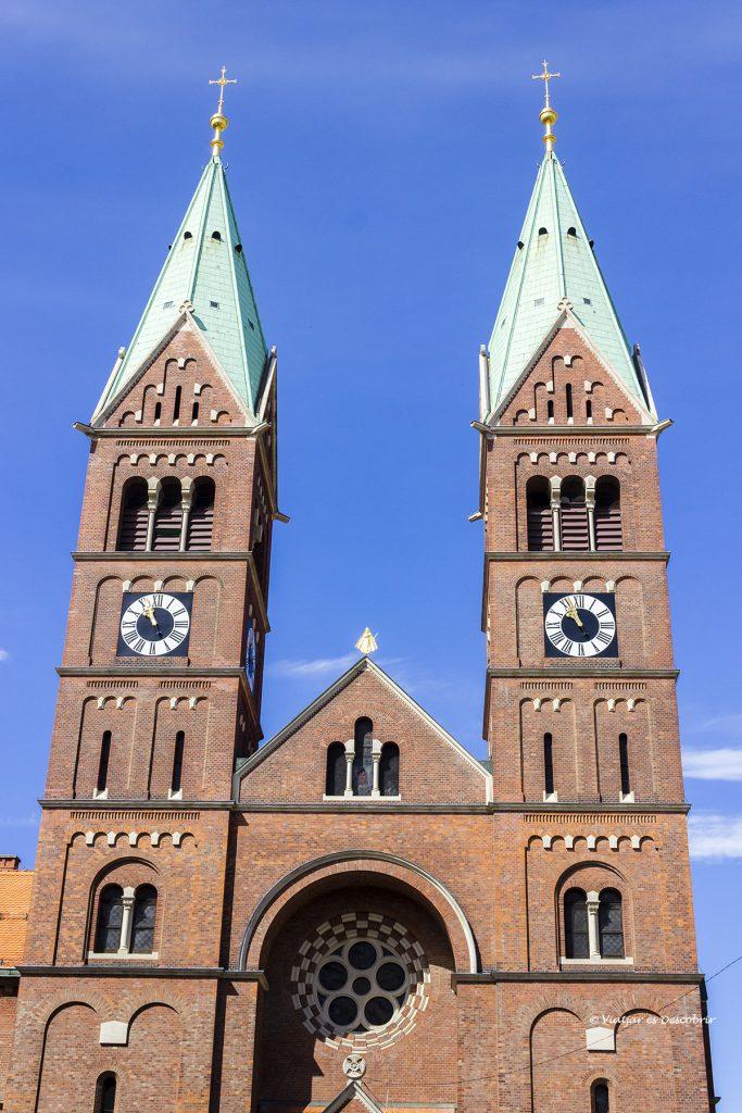 iglesia franciscana de Maribor