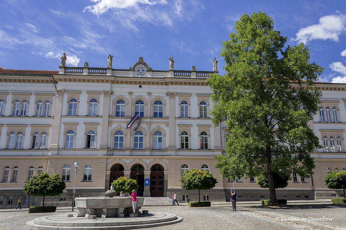 edificios de la ciudad de Maribor