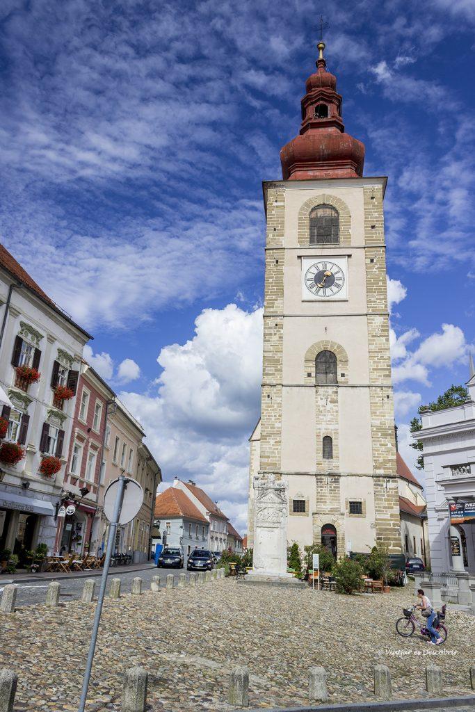 iglesia de Ptuj