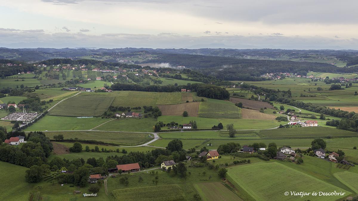 entorno rural de las ciudades de Maribor y Ptuj