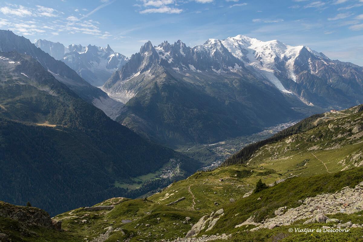 Viaje a los Alpes Franceses: Chamonix en 10 Días. Itinerario y preparación del viaje