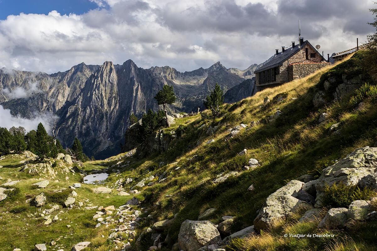 21 Refugios de los Pirineos que vale la pena visitar
