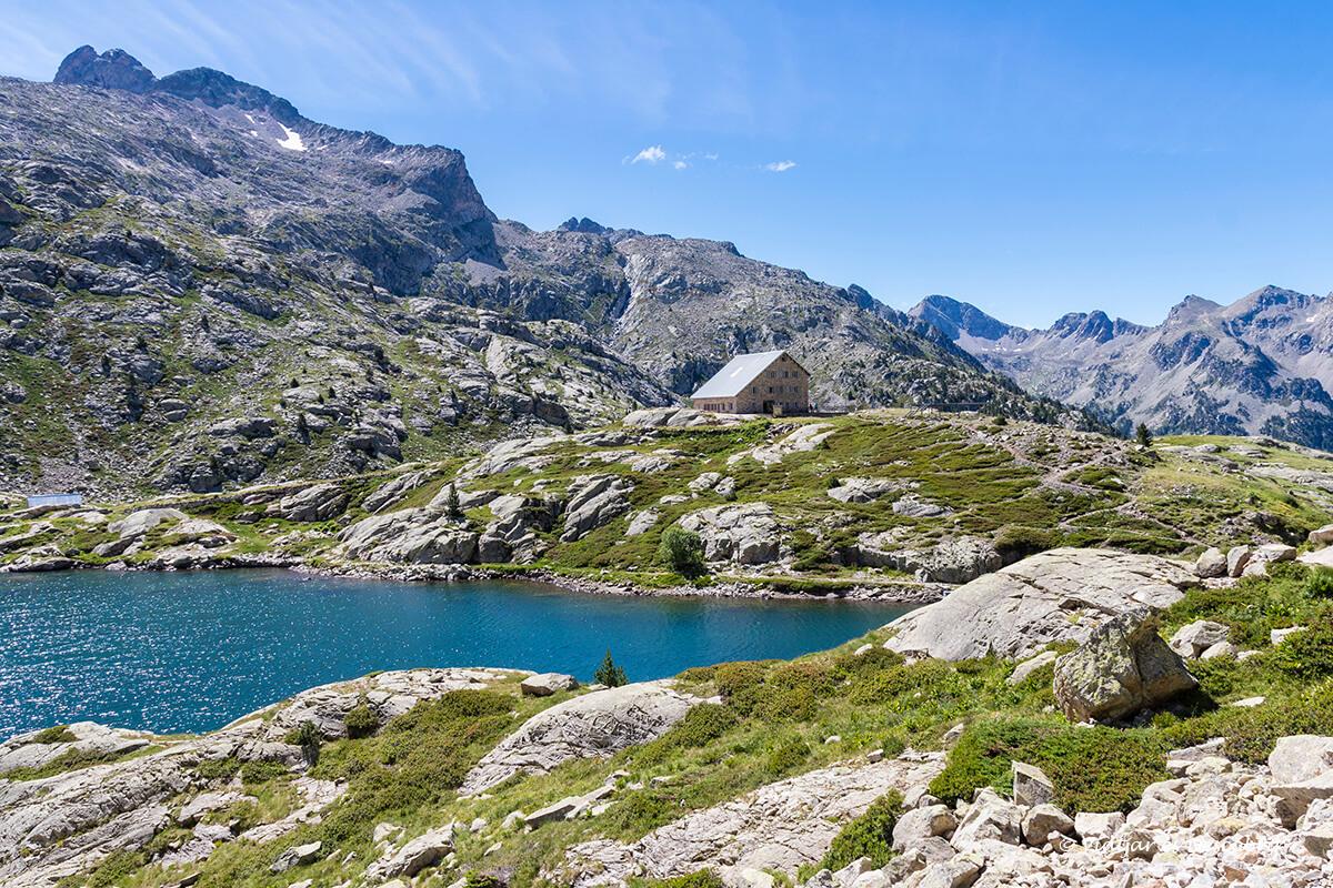 refugios en los ibones del pirineo aragonés