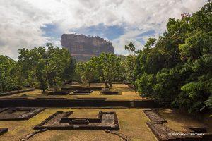 La Roca de Sigiriya, la Roca más famosa de Sri Lanka