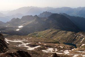 Ascensión al Posets (3369 M) desde el Refugio Ángel Orús
